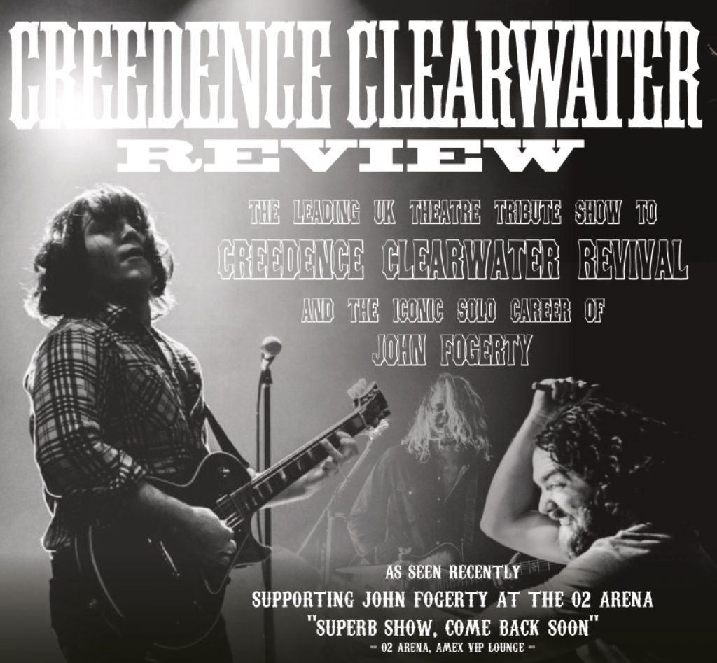 The Black Box – Sunday Night – Creedence Clearwater Review